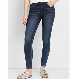 Maurices High Rise Skinny Jean